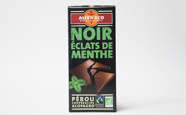 Des tablettes de chocolats au goût absolument délicieux