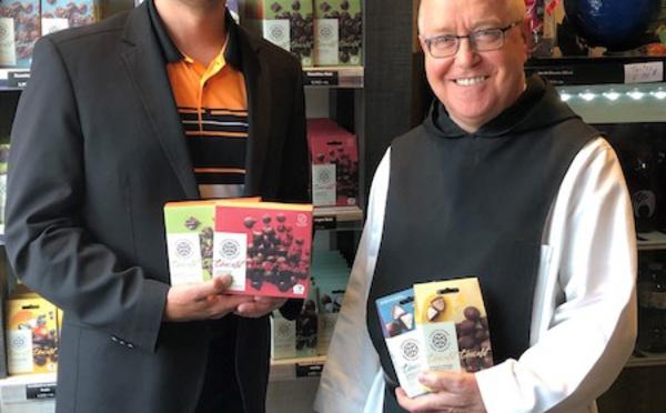 La Chocolaterie des Pères Trappistes favorise la créativité et les idées novatrices