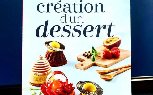Un livre de pâtisserie haute en saveurs et en couleurs.