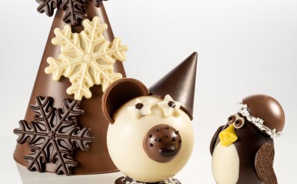 Le Roux et Réauté : la magie de Noël s'installe sur la banquise