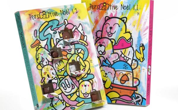 La chocolaterie Weiss divulgue ses deux calendriers de l'Avent !