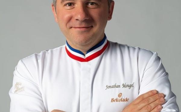 Le Vosgien Jonathan Mougel, MOF pâtissier-confiseur 2019