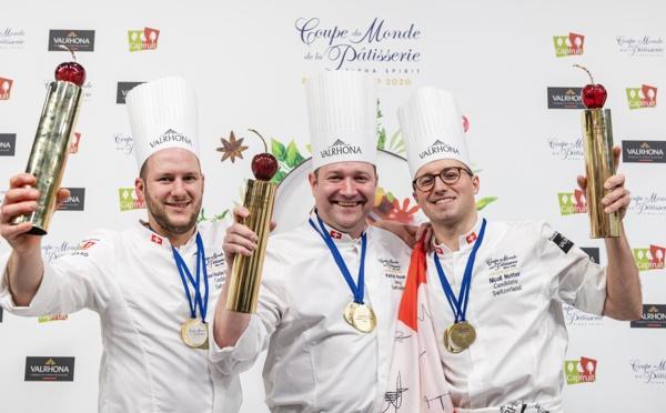 Coupe du monde de la boulangerie 2020, sélection européenne