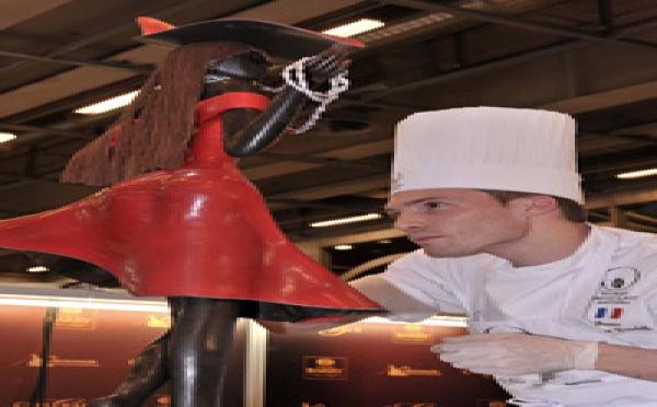 Sébastien Trudelle au World Chocolate Masters 2009