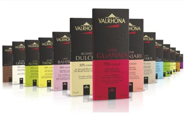 Valrhona réduit ses déchets et emballages grâce au système ComeBac