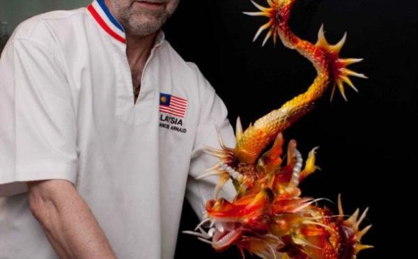 Jean Francois Arnaud, l'un des pâtissiers les plus réputés de France