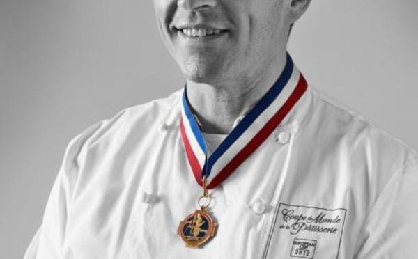 Pascal Molines et sa grande aventure dans la pâtisserie