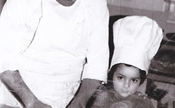 Albert Escobar MOF 1982, rend service aux papilles des grands gourmets