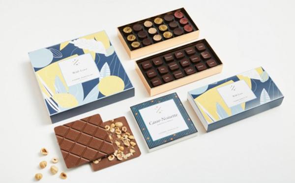 Pierre Marcolini souhaite une bonne fête chocolatée à tous les papas