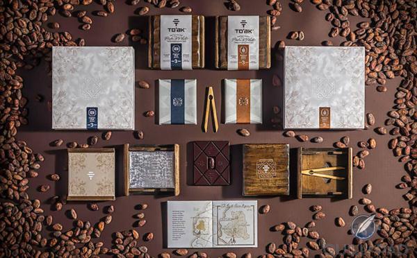 To'ak, le chocolat noir le plus exclusif au monde