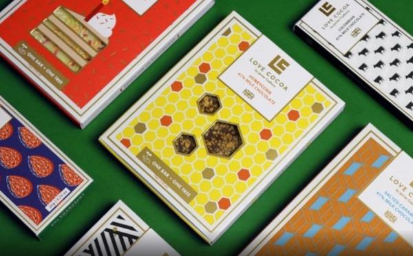 La refonte de Love Cocoa renforce la position environnementale de la marque