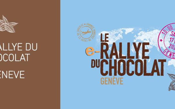 Le e–Rallye du Chocolat remplace le traditionnel Rallye !