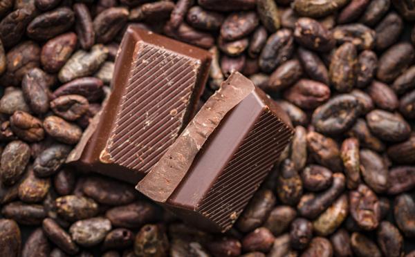 Du chocolat hologramme sans aucun ingrédient supplémentaire
