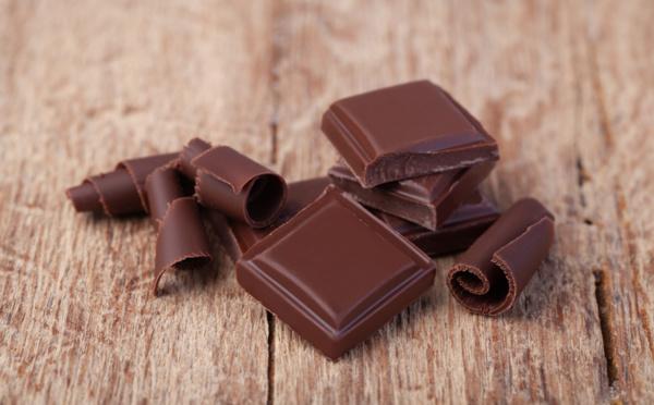 La 53e saison des fondants aux bleuets enrobés de chocolat noir
