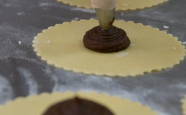 Le chocolatier Andrew Shotts