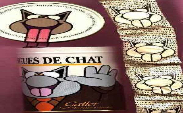 Chocolatier Jean Galler