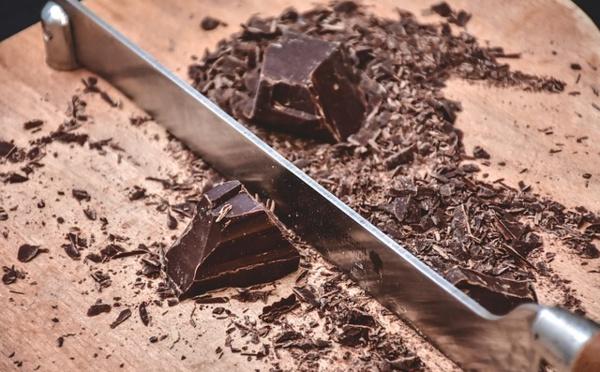 La recette des Biscuits Cuillère au Chocolat