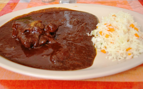 La recette de la dinde à la Mexicaine