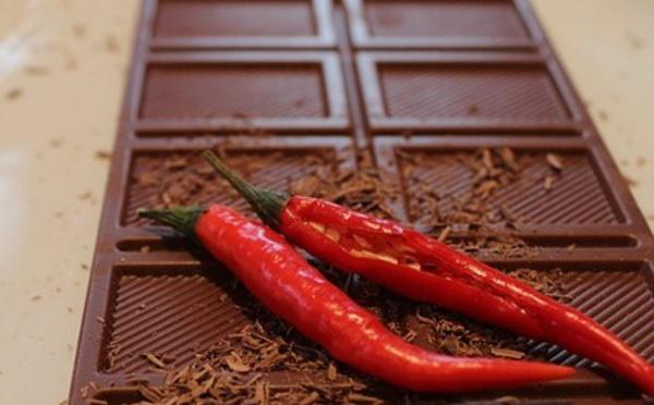 La recette de la Ganache aux épices