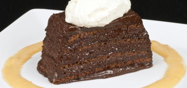 La recette de la marquise chocolat à la menthe