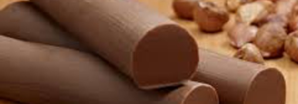La recette de la nougatine au cacao