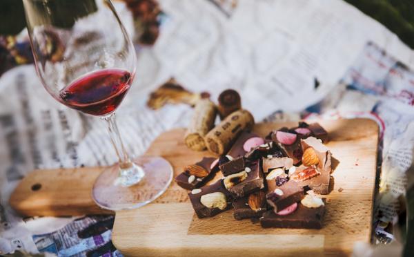 Vins italiens et chocolat : l'incroyable association !