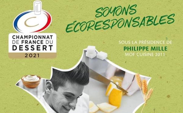 La 47e édition du Championnat de France du Dessert est de retour !
