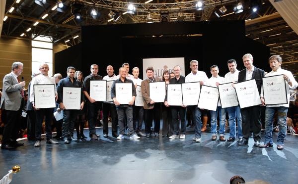 Les Awards Français du Chocolat