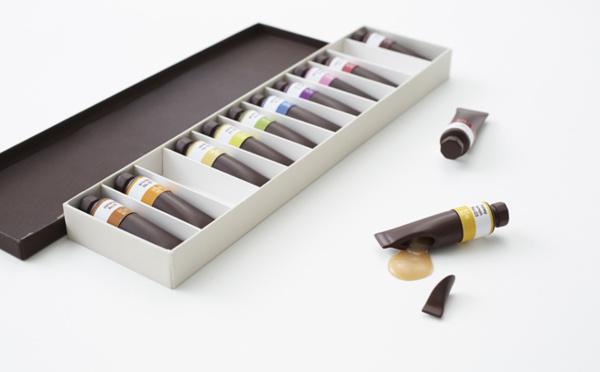 Révélez le peintre en chocolat qui est en vous !