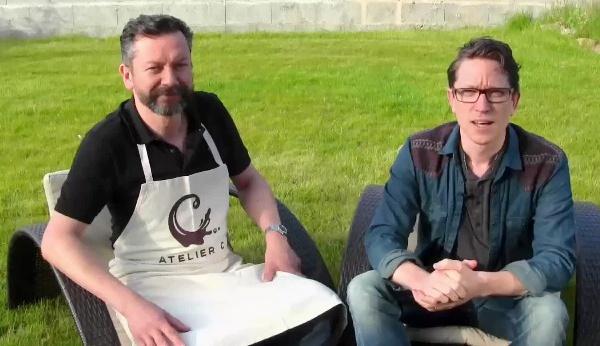 """Retour aux sources """"chocolat"""" pour Christophe Berthelot Sampic"""