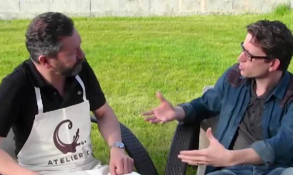 Christophe Berthelot Sampic, une grande passion du chocolat