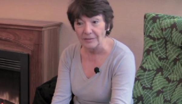 Patricia Ancelin, la randonneuse de la route du cacao