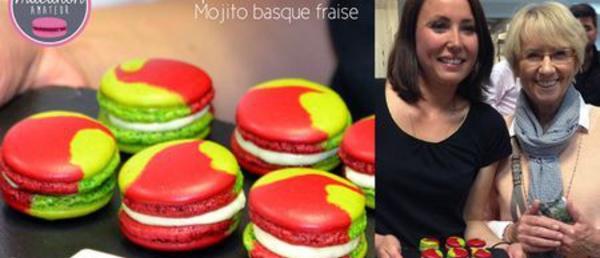 Concours du Macaron amateur 2014 / 2015