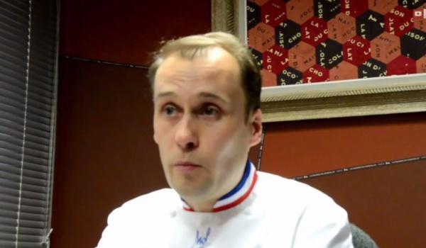 Nicolas Cloiseau, l'artiste peintre de la Maison du Chocolat