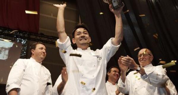 Le Trophée Relais Desserts 2014