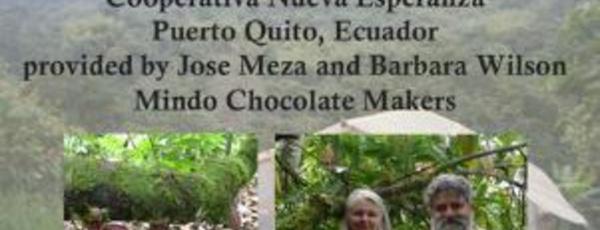 L'initiative de préservation du cacao Heirloom