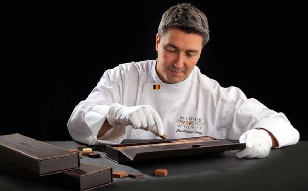 « La Chocolaterie » de Jean-Philippe Darcis prend vie
