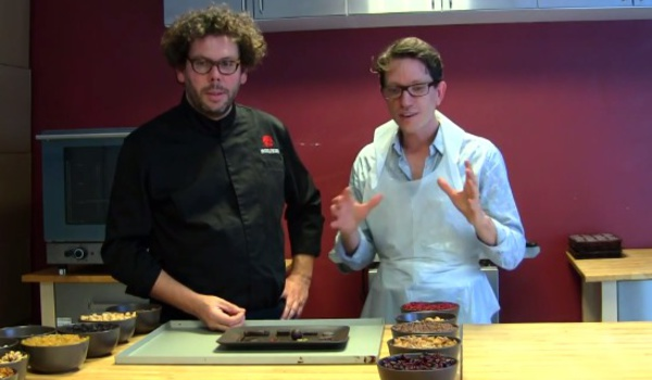 Dégustations Chocolat avec Laurent Gerbaud