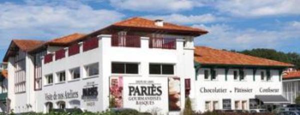 Les gourmandises Pariès : les douceurs basques d'antan et d'aujourd'hui