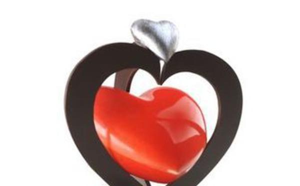 La Saint Valentin vue par les grandes maisons chocolat