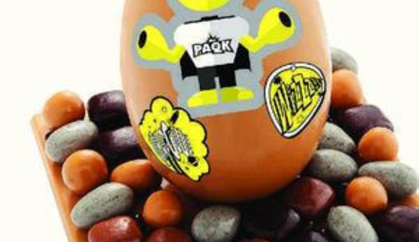 Un pur régal de chocolat créatif pour Pâques