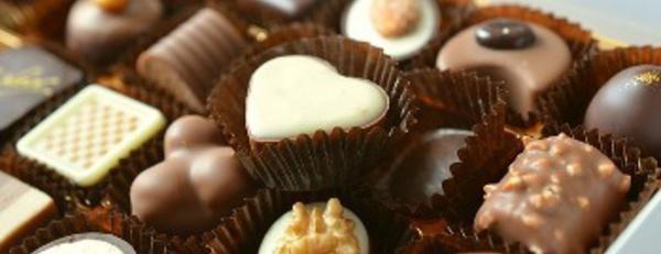 140 ans de chocolat : La Chocolaterie Du Rhône, Genève, Suisse.