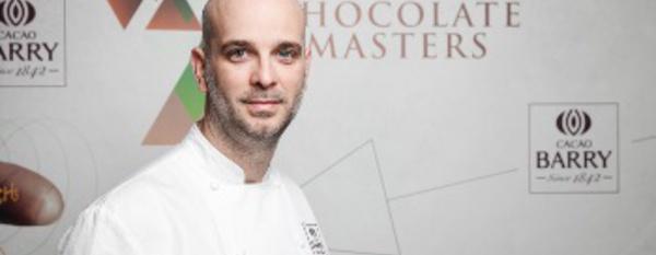 Michaël Cotard est le Maitre Chocolatier Canada 2015!