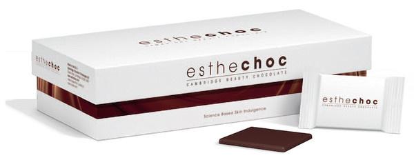 Le chocolat au service de l'esthétique