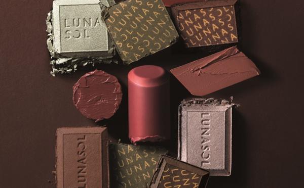 Lunasol, du maquillage fort en chocolat