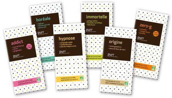 Purr, le chocolat qui vous veut du bien
