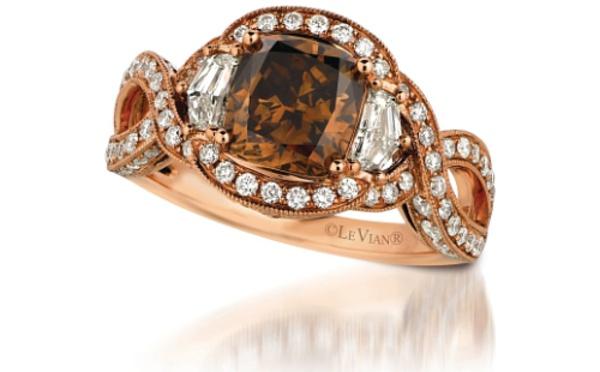 Les  « Diamants Chocolat » de Le Vian.