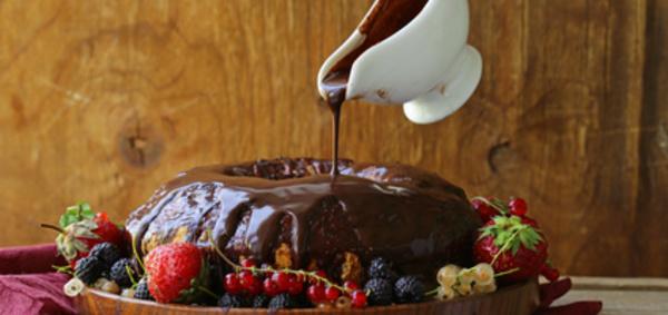 Un délicieux gâteau au chocolat en quelques minutes: la recette