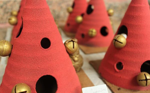 La collection de noël du Chocolatier Gonzalez.