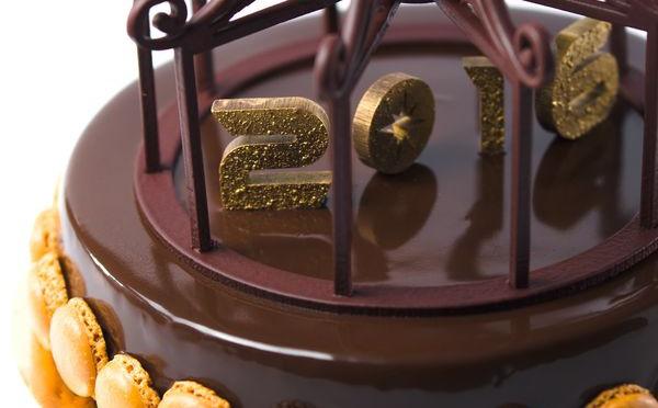 De l'art en chocolat chez Pillon pour la Saint Sylvestre